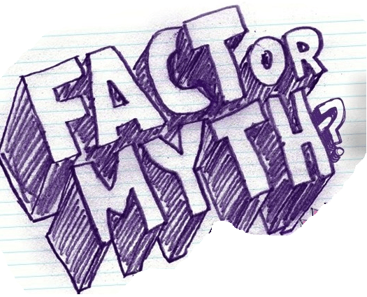 animation facts and myths