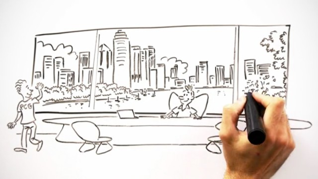 the internet s longest running whiteboard animation company viatao